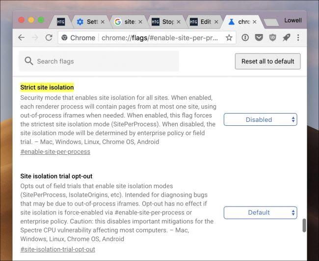 Google Chrome Will Start Using 10% More RAM Now, Thanks to Spectre 2
